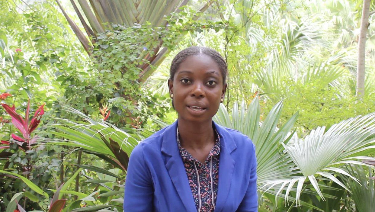 Journée internationale de la jeunesse: Rose Lumane Saint-Jean invite les jeunes à apporter leur contribution pour le changement du pays