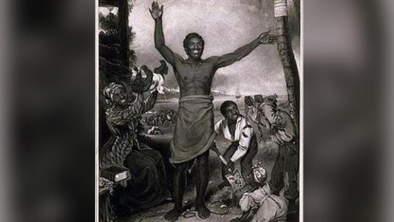 27 Août 1793: proclamation de l'abolition de l'esclavage par Polverel