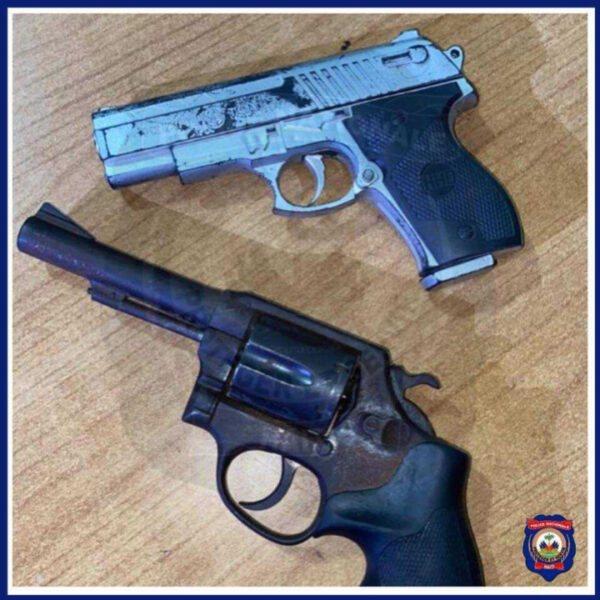 Croix des Bouquets: trois (3) présumés bandits abbatus lors d'un échange de tirs avec la PNH