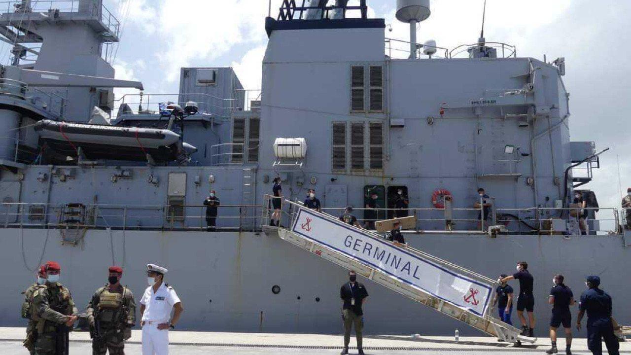 Séisme: la France envoi 47 tonnes d'aide d'urgence en Haïti