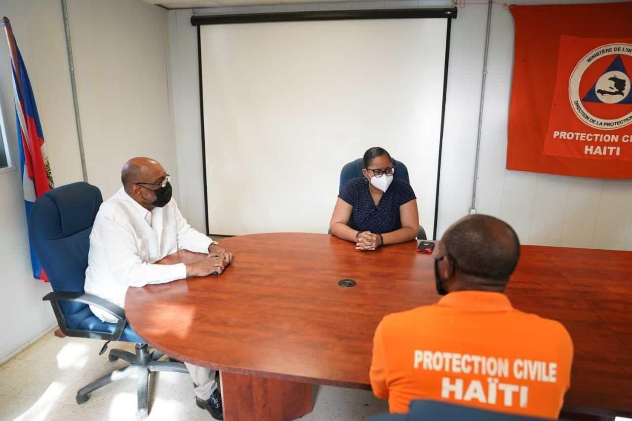 Ariel Henry en tournée dans le Sud et les Nippes pour un bilan actualisé des besoins urgents