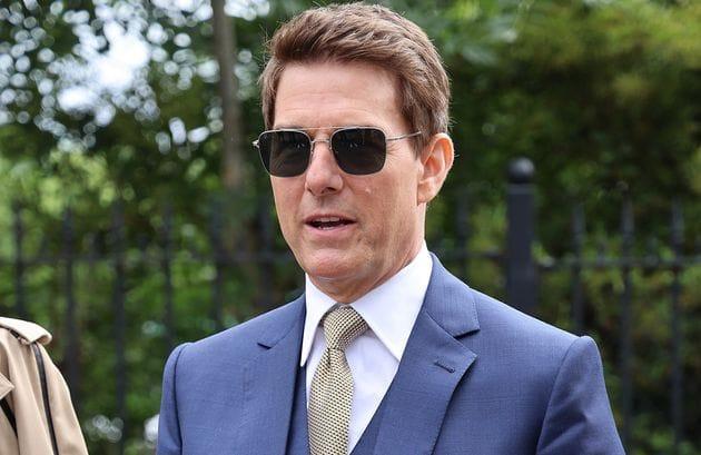 """Angletè: Pandan Tom Cruise nan tounaj fim """"Mission Impossible"""", endividi vòlè machin li"""