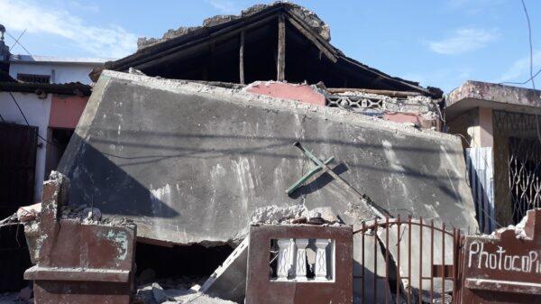 227 morts - Haiti - Tremblement de terre du 14 août: des morts dont un bébé , des blessés et des dégâts enregistrés
