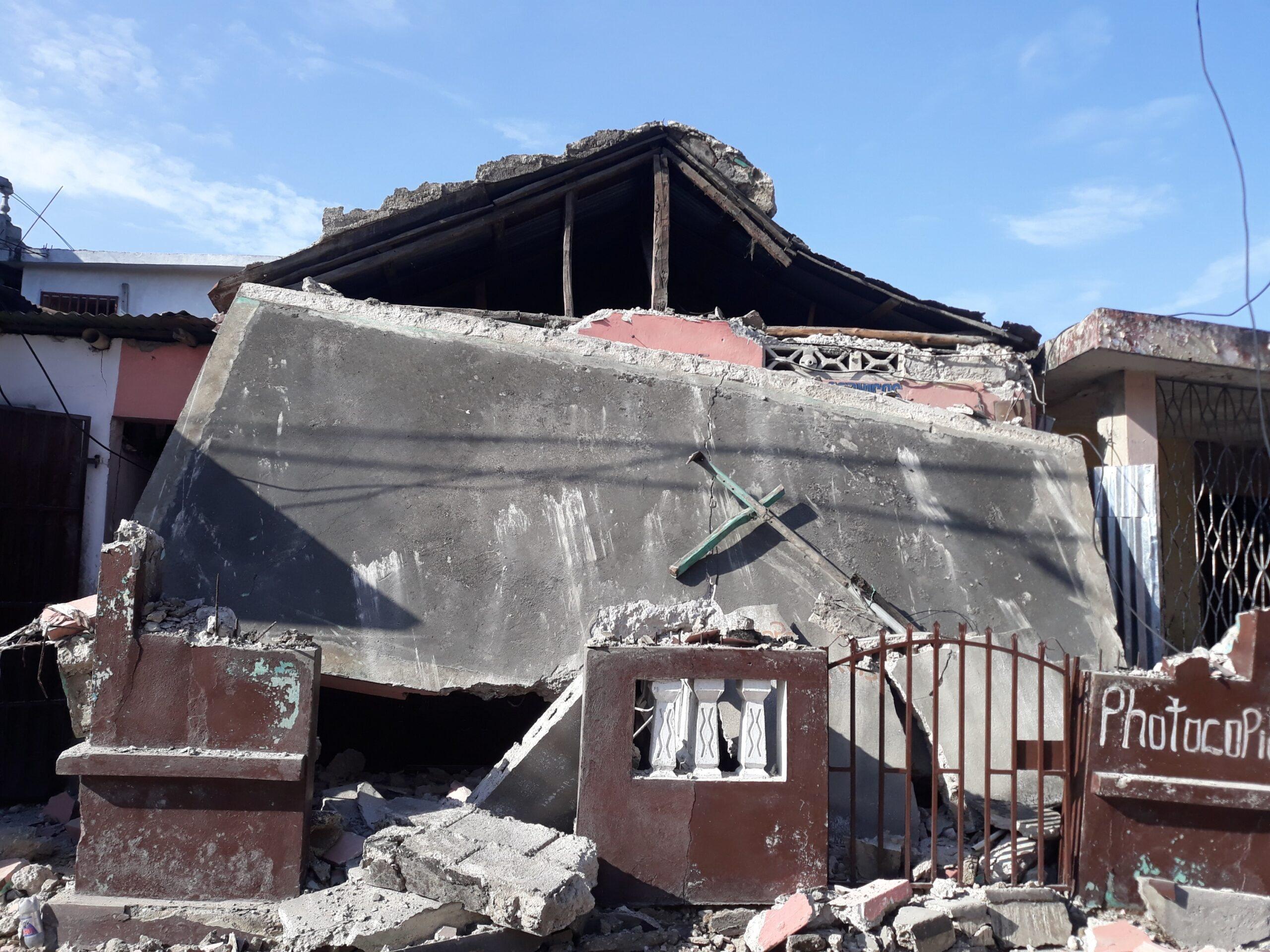 Haiti - Tremblement de terre du 14 août: des morts dont un bébé , des blessés et des dégâts enregistrés