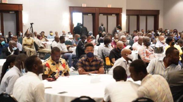 Le Premier ministre, Ariel Henry, rencontre des représentants de plus de 200 organisations populaires du pays