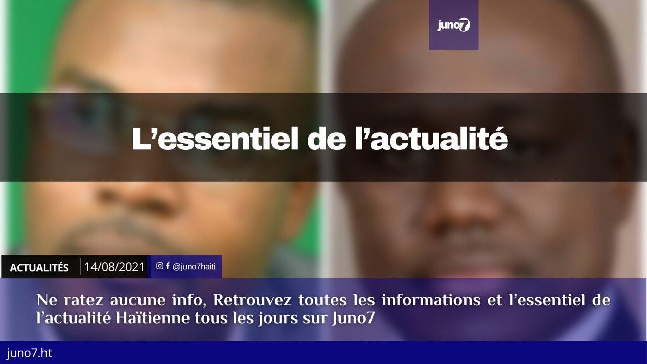 Haïti: l'essentiel de l'actualité du samedi 14 août 2021