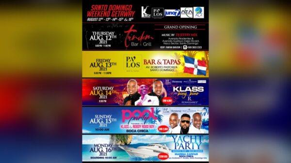 Les activités culturelles d'Haïti sont organisées en République Dominicaine
