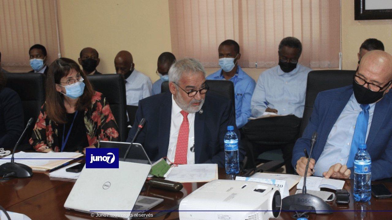 PDNA: le gouvernement évalue des dommages, pertes et besoins post-Séisme 2021
