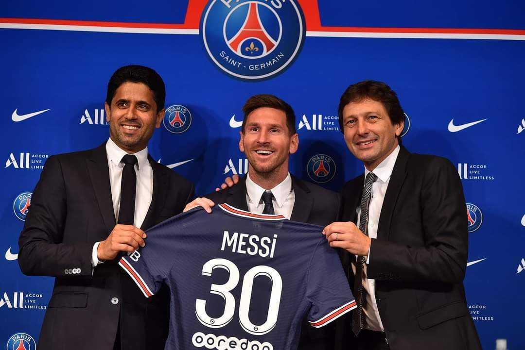 Au PSG, Messi gagnera 35 millions d'euros par saison sans compter les bonus