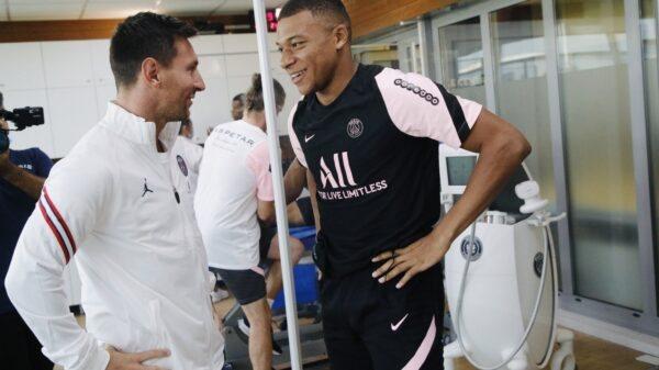 Finalement, Kylian Mbappé souhaite la bienvenue à Messi au PSG