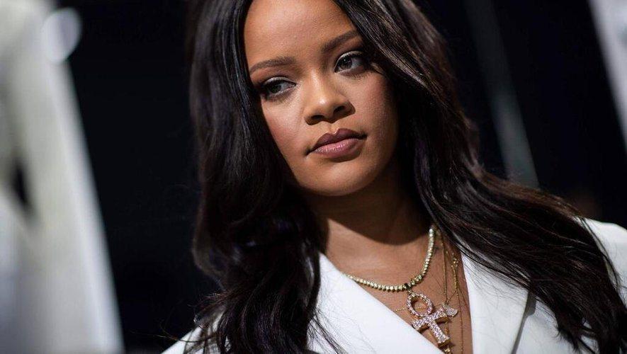 Séisme: Rihanna rejoint l'élan de Solidarité envers Haïti en offrant 500.000 $ us aux sinistrés