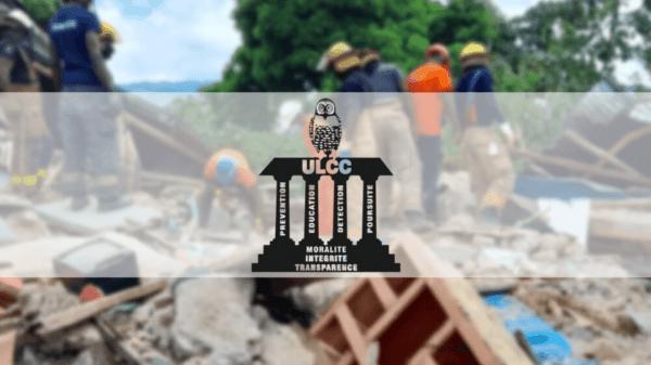 Séisme du 14 août: l'ULCC met en garde contre toute mauvaise gestion de l'aide