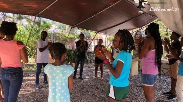 """""""L'été en art"""": une initiative de l'association Bouquet d'Espoir pour divertir les enfants"""