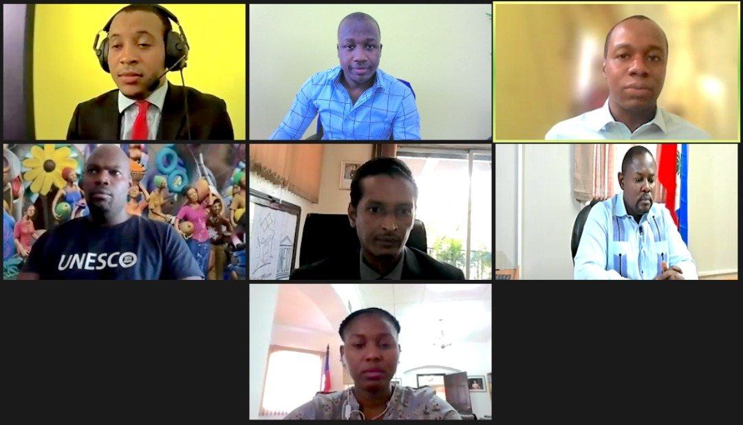 L'usage des réseaux sociaux des jeunes à l'ère du covid-19 épié par un groupe de chercheurs haïtiens