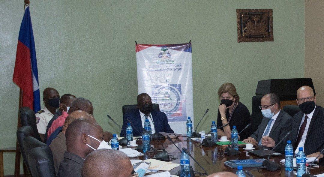 """Séisme : """"la Protection civile, seule autorité habilitée à identifier les besoins et orienter les acteurs humanitaires"""", dit le MPCE"""