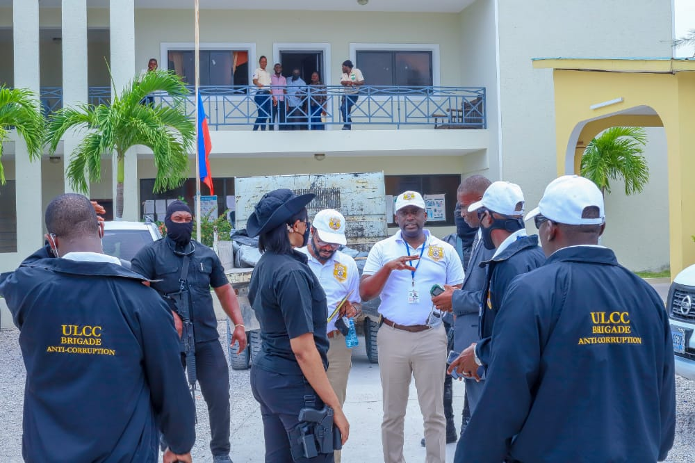Séisme du 14 août: une équipe de l'ULCC dans le Suden préventionde la corruption