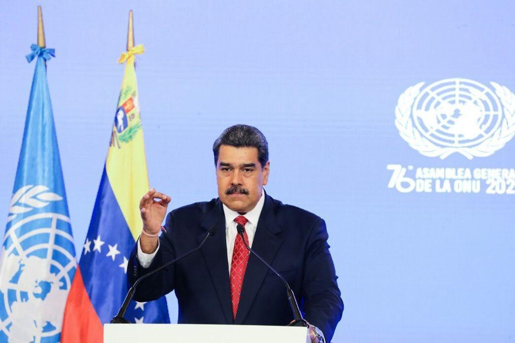 Maduro plaide en faveur de la levée des sanctions contre le Vénézuela devant l'ONU