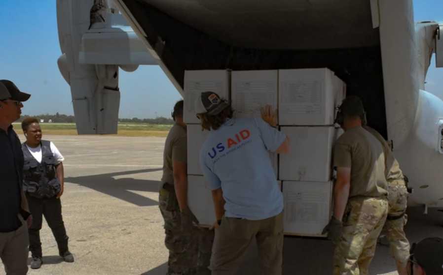 Séisme: les américains dressent le bilan de leurs opérations du 15 au 30 août 2021 en Haïti