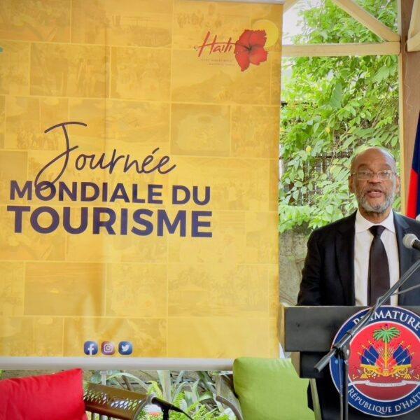 Le gouvernement haïtien célèbre la Journée mondiale du tourisme