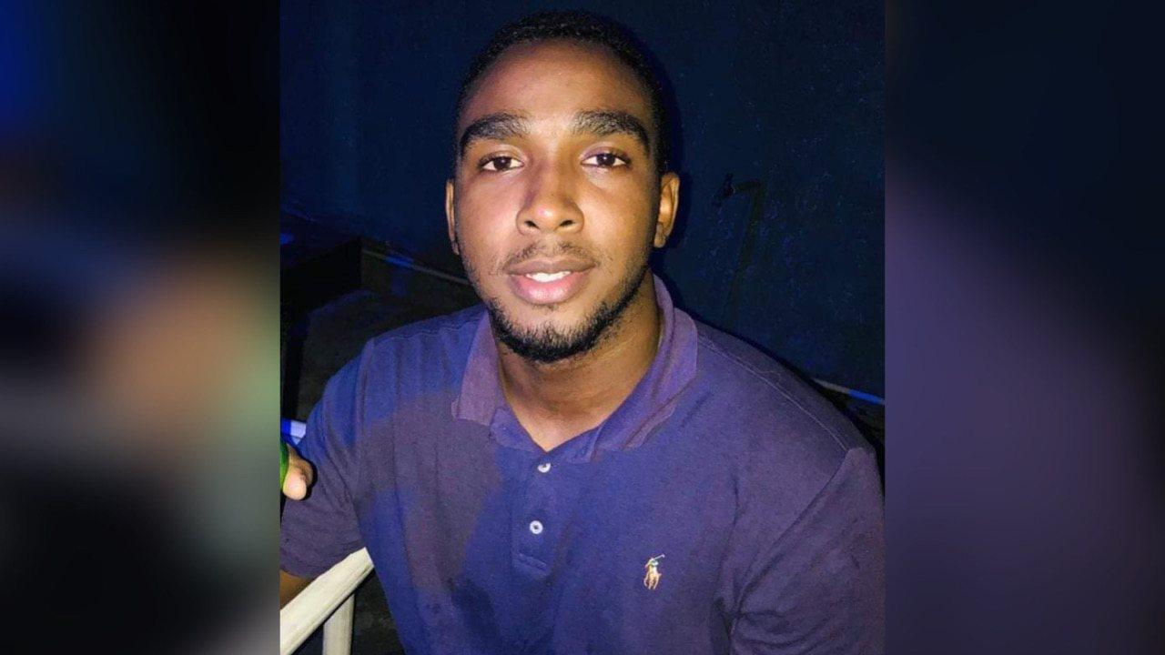 Sébastien Marc Antonio Sainvil, étudiant à l'UniQ, enlevé par des individus armés