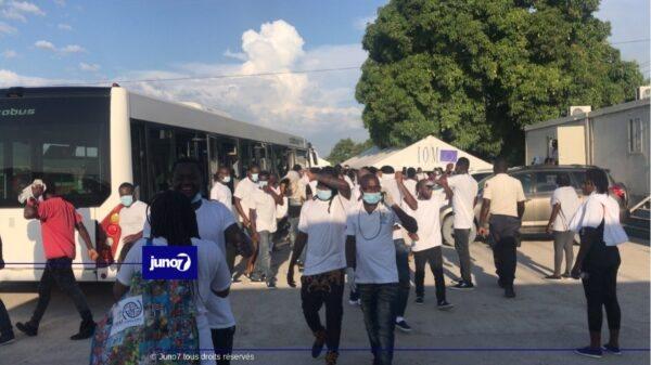 Le CARDH recommande à l'administration Biden d'adopter un moratoire sur la déportation massive des Haïtiens