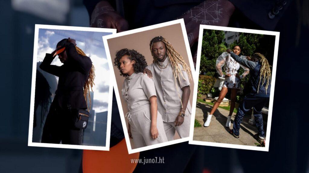 La nouvelle collection de Jean Woolmay Denson Pierre défilera à Milan Fashion week
