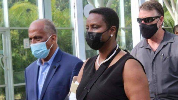 Assassinat de Jovenel Moïse: Martine Moïse affirme avoir reçu entre 7 et 8 balles