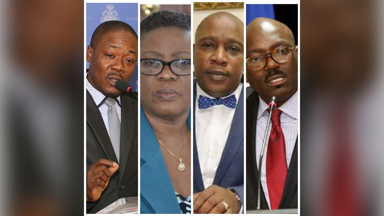 Des alliés de Jovenel Moise veulent engager un dialogue avec le PM Ariel Henry afin de résoudre la crise politique