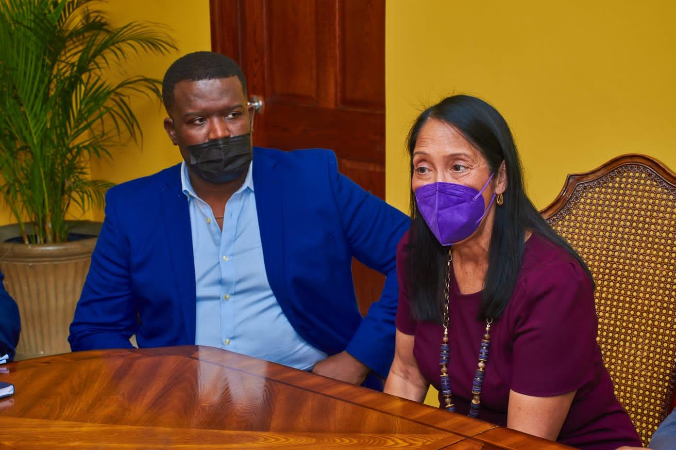 Séisme: la délégation d'élus américains d'origine haïtienne s'est entretenue avec le responsable de l'USAID