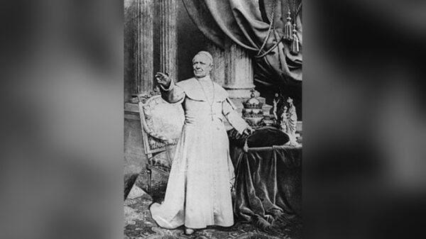 25 septembre 1860: le Souverain Pontife, Pie IX a contresigné le Concordat