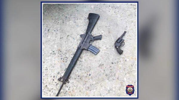 Opération de la PNH à Chambellan, 6 présumés bandits tués, 2 armes saisies