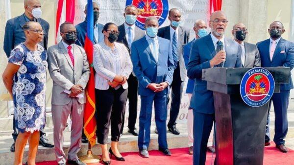 Le Premier ministre a lancé officiellement la nouvelle année scolaire ce mardi 21 septembre
