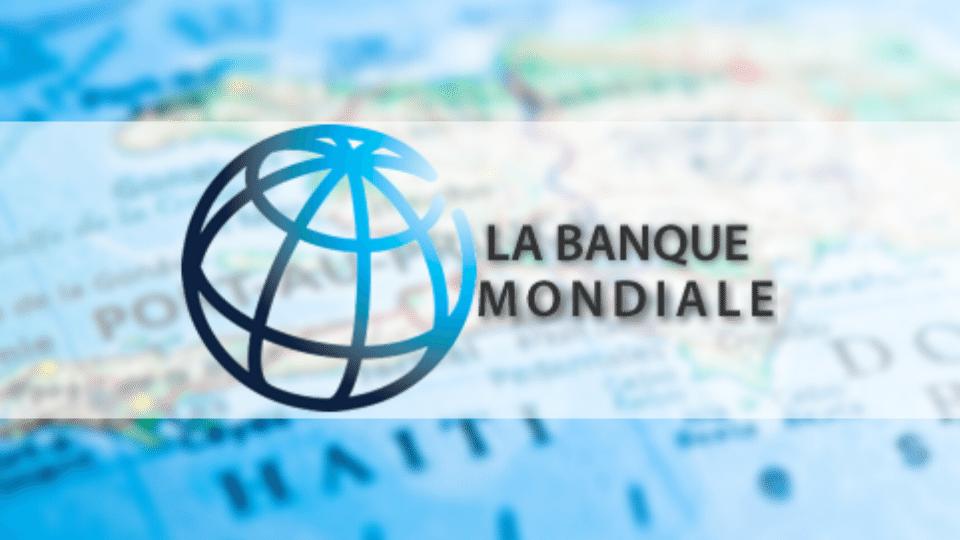 75 millions $ de la banque mondiale seront consacrés à la création d'emplois en Haïti