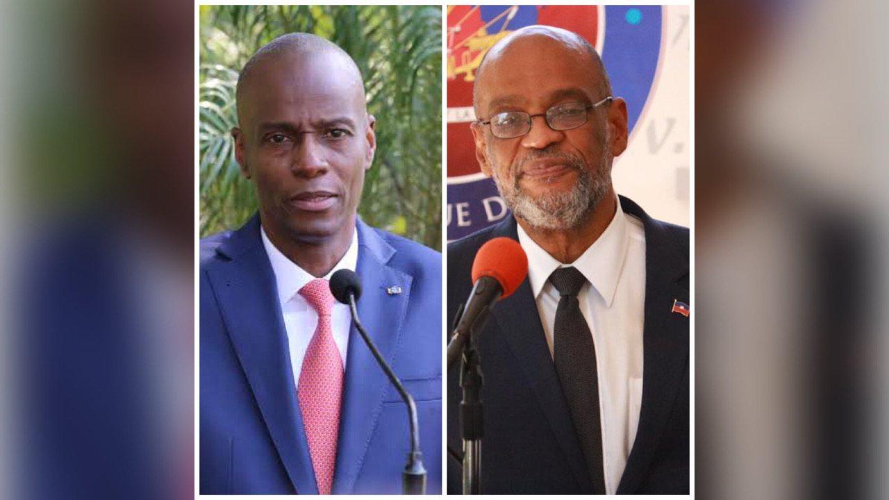 Dossier Jovenel Moïse: le PM Ariel Henry s'engage à ce que justice soit rendue