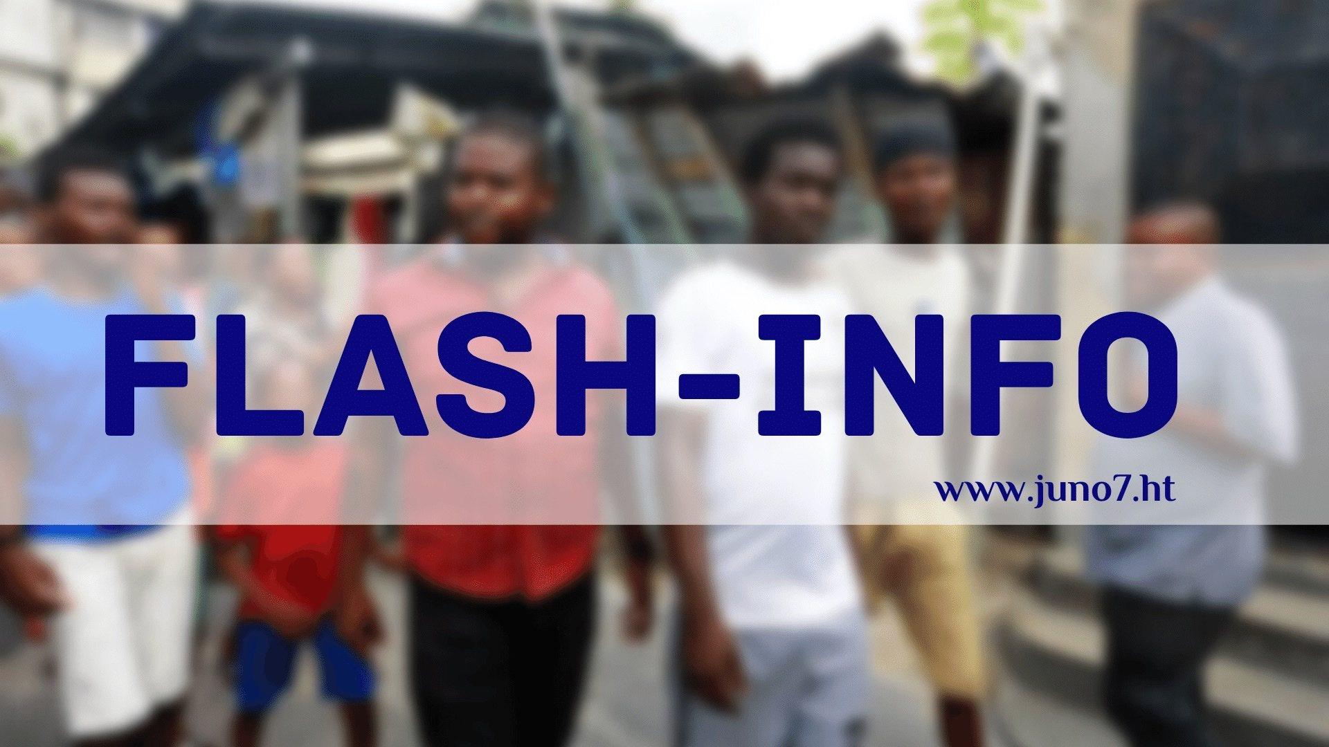 Les gangs du G9 imposent leur loi dans la capitale haïtienne