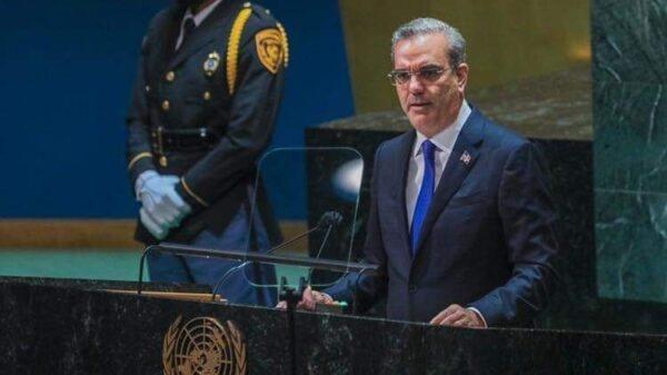 « Les élections en Haïti doivent se tenir après le rétablissement de la sécurité de ce pays», a plaidé Luis Abinader à l'ONU
