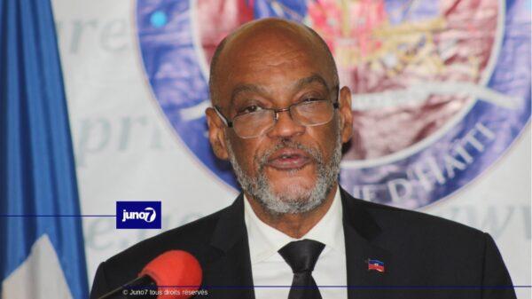 Le PM Ariel Henry annonce la signature de l'accord politique le 11 septembre