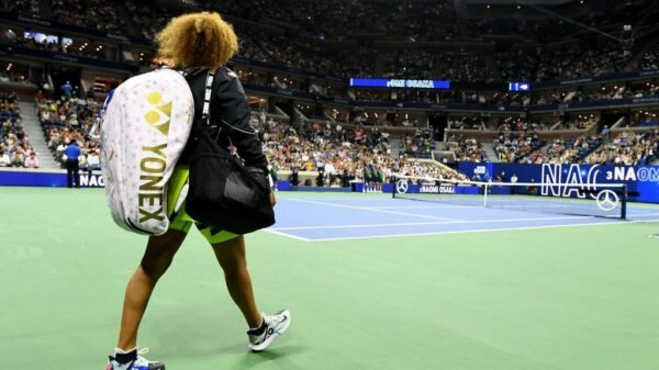 Naomi Osaka déclare forfait pour le tournoi d'Indian Wells