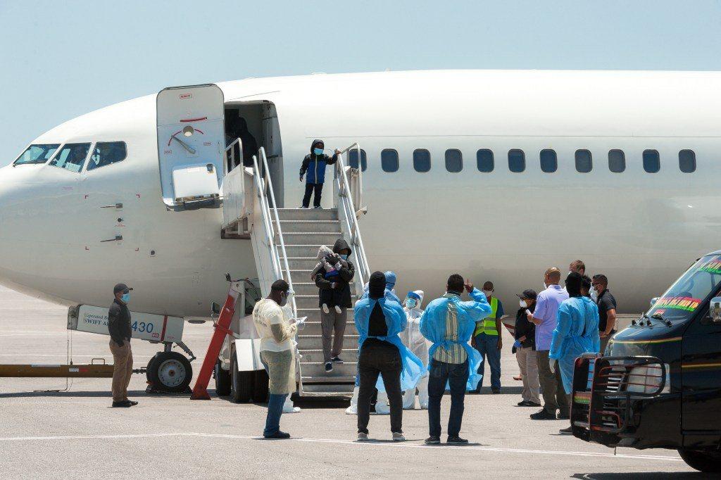 Plus de 500 haïtiens déjà rapatriés par les États-Unis, selon le DG de l'ONM