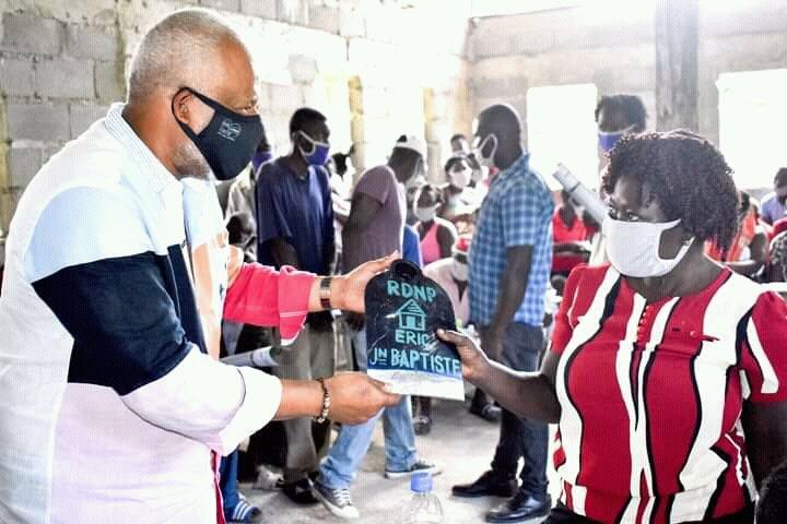 Le RDNP appelle au respect des droits des migrants haïtiens