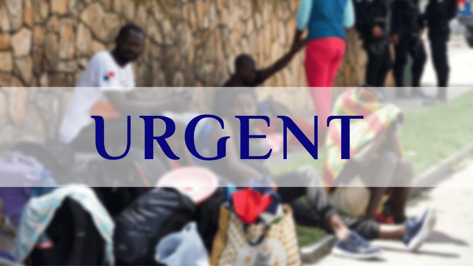 Plusieurs dizaines de migrants haïtiens abandonnés à Guatemala