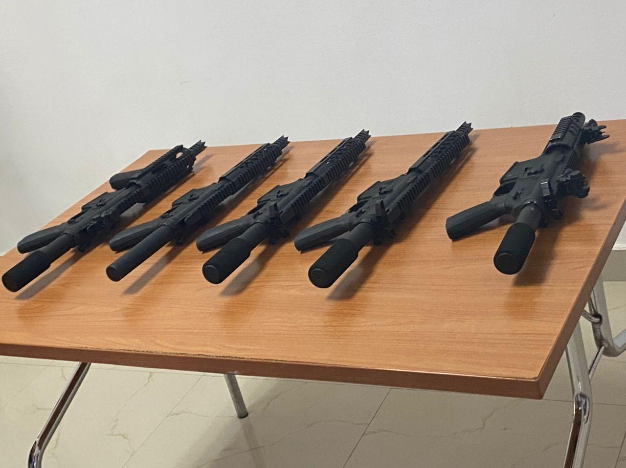 Bilan des opérations de la PNH du 20 au 26 septembre: 12 individus arrêtés, 5 fusils confisqués