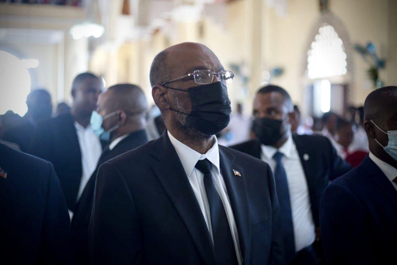 Fête Saint Jérôme: le PM Ariel Henry a visité Petite-Rivière de l'Artibonite