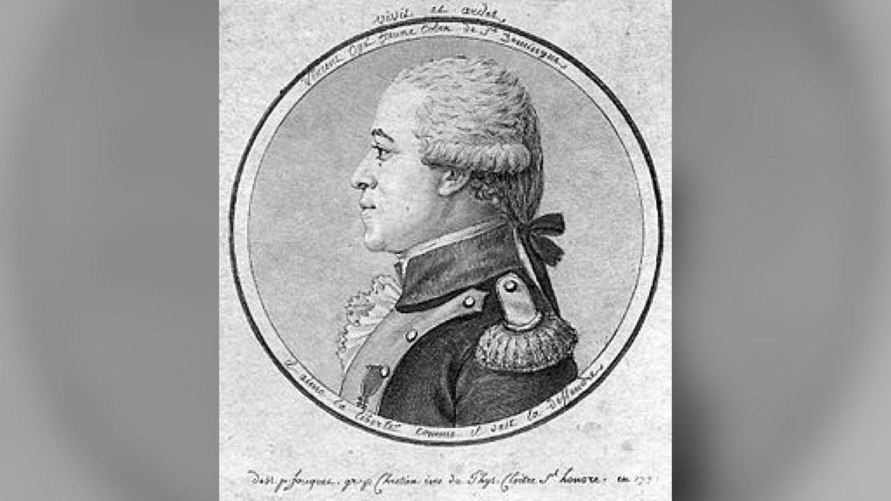 12 Octobre 1790: Vincent Ogé débarque à Saint Domingue