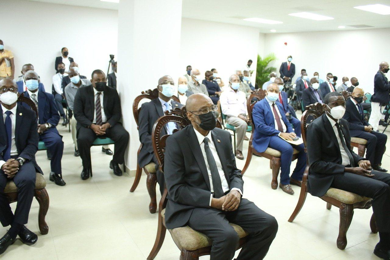 Ouverture des tribunaux: un nouveau bureau prend les rênes de la CSCCA