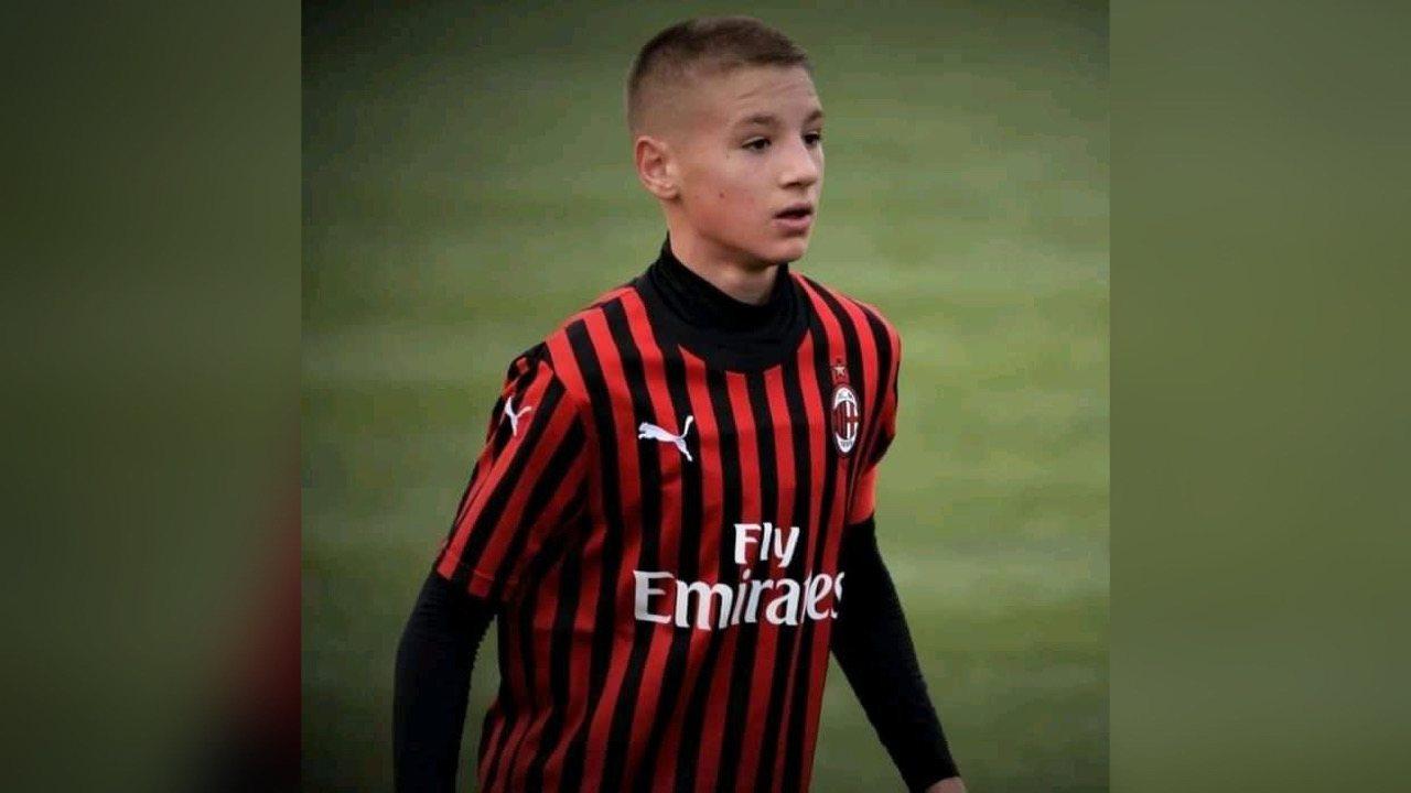Francesco Camarda, 13 lane, make 483 gòl pou 87 match ak ekip jèn Milan AC a