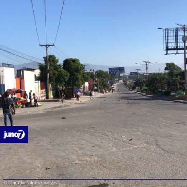 Les activités au point mort à Port-au-Prince