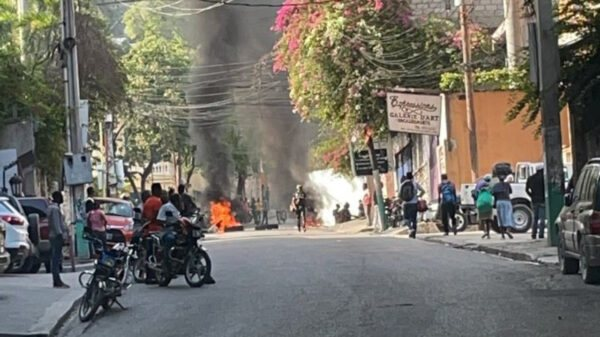 Kidnapping: Mouvement de protestation à Delmas 28 et Pétion-Ville