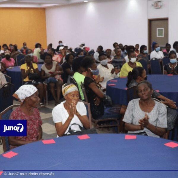Des organisations de femmes supportent la candidature de Miralda Jameau au CEP