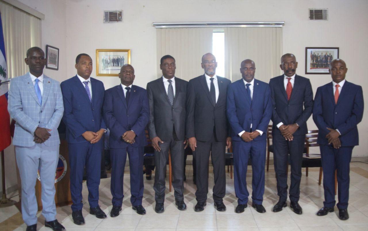 Six membres du CSPJ ont prêté serment